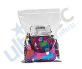 Ultratec Pro Fetti (10lb bag of free floating Mylar confetti)