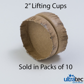 "Ultratec 2"" Lifting Cups (10/Pkg)"