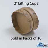 """Ultratec 2"""" Lifting Cups (10/Pkg)"""