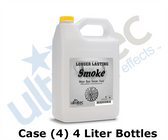 Ultratec 4L Fire & Safety Longer Lasting Smoke Fluid by the Case
