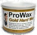 Gold Brazilian Hard Wax (14 oz. can)