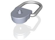 Carr Lane Heavy-Duty® Side-Pull Hoist Rings (D Ring Type) CL-37310-SPHR