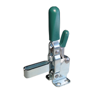 CARRLANE VERTICAL-HANDLE TOGGLE CLAMP WITH SAFETY LOCK    CL-450-LVTC-S