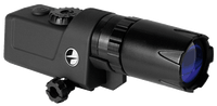 Pulsar L- 915 IR Flashlight operates in the remote field of the IR-range (915nm), invisible by the unaided eye.