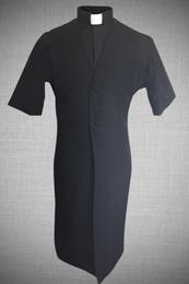 Men's Long Clergy Robe Vest For Clergy Robe