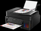 Pixma Endurance G7065 Mfc Printer, Adf, Fax + 2 Addition Al Inks