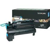 Lexmark-C792x1cg Cyan Prebate Toner Yield 20000 Pages For C792 SKU C792X1CG