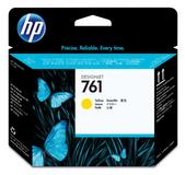 Hewlett Packard-Hp 761 Yellow Printhead For Designjet T7100 SKU CH645A