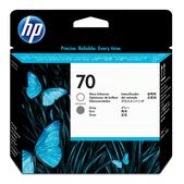 Hewlett Packard-Hp 70 Gloss Enhancer And Grey Printhead SKU C9410A