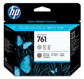 Hewlett Packard-Hp 761 Gray And Dark Gray Printhead For Designjet T7100 SKU CH647A