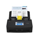 Fujitsu-Fujitsu Scansnap Ix1600 Wifi Document Scanner A4 Duplex 40 Ppm50sht Adf600dpi SKU IX1600