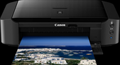 Canon-Ip8760 Home Advanced Borderless Up To A3 6 Ink Tanks Cd/dvd Wifi SKU IP8760