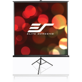 Elite Screens-92 Tripod 169 Portable Projector Screen SKU T92UWH