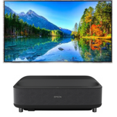 Epson-Eh-ls500b With 100 Alr Ust Screen SKU LS500BU100ALR