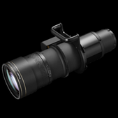 Panasonic-Standard Zoom Lens For Pt-rq50ke - 1.43-2.091 SKU ET-D3QS400