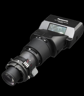 Panasonic-Ultra Short Throw Lens For Pt-d8xx & Pt-d7xx Series 0.381 Throw Ratio SKU ET-DLE035