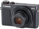 Canon-Powershot G9x Mark Ii Black Digital Camera SKU G9XIIBK