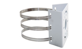 Uniview-Universal Pole Mount Adapter Additional Bracket/junction Box Required SKU TR-UP06-IN