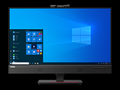 "Lenovo-Lenovo T27hv-20 27"" Wled Ips, Fhd (16:9), Anti-glare, Dp+hdmi+usbc, Tilt/swiv/h-adj, 3yr SKU 62A9GAR1AU"