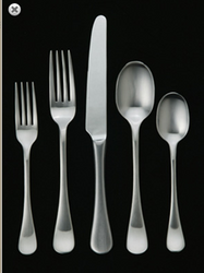 Bergen Flatware 5 Piece Place Setting