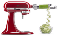 Kitchen Aid Spiralizer Attachment