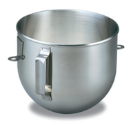 KitchenAid Stainless Steel Bowl 5 Quart Lift
