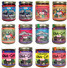 Raw Organic Taste-Tester Pak