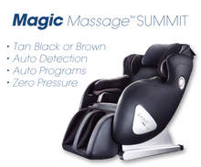Magic Massage™ Chair - SUMMIT (DEMO)