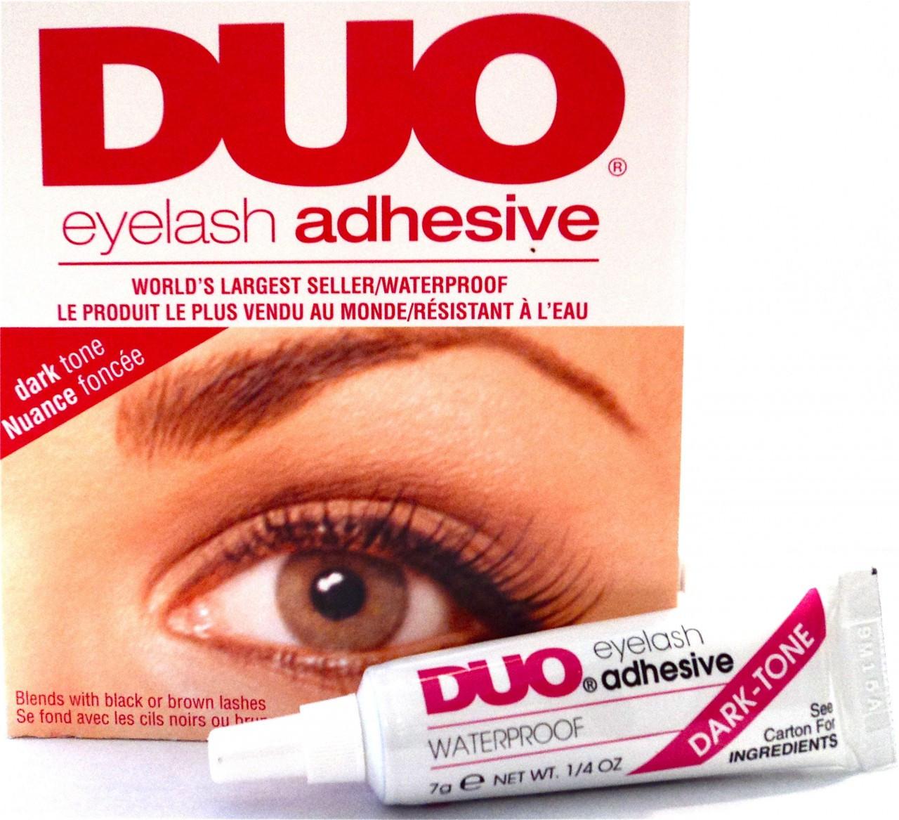 Duo Eyelash Adhesive Dark Tone Blinkies Cosmetics