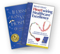 Heartwiring Healthcare Excellence & If Disney Ran Your Hospital – Hardcover Two Book Set