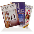 Chuck Lauer Trilogy - 3 Paperbacks - CLOSEOUT PRICING $10.00