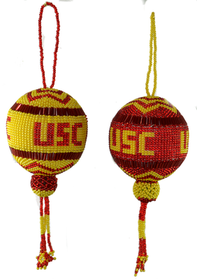 USC Christmas Balls, we love three letters as they are readable.