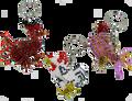 Chicken Key Chain