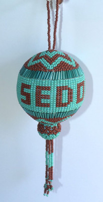 Sedona Beaded Ornament
