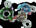 Snake Key Chain