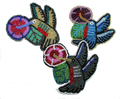 Hummingbird Barrette
