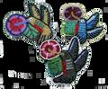 Hummingbird Barrette
