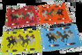 Wild Horses Coin Purse