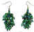 Blue, green, and turquoise in an amazing color combination. BER-58