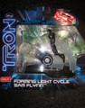 Tron Legacy  FORMING LIGHT CYCLE Sam Flynn
