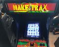 Williams MAKE TRAX CABARET Arcade Game