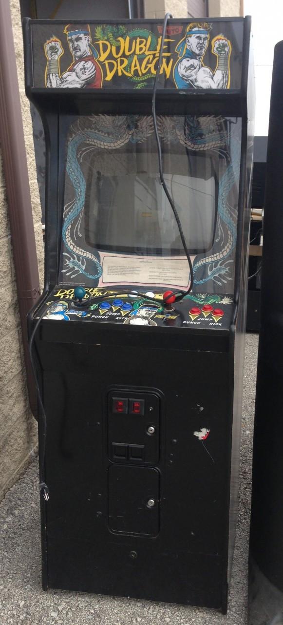 Taito Double Dragon Arcade Game Arcade Adventures