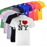 I Love NY T-Shirts photo