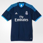 Adidas Real Madrid Fly Emirates Soccer Jersey