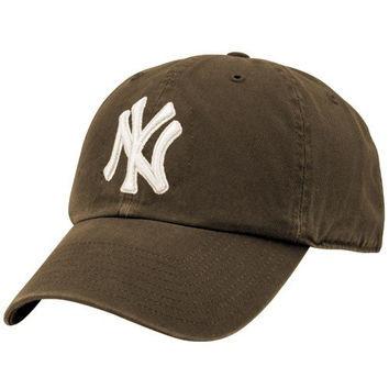 01140e4bea7 New York Yankees Brown