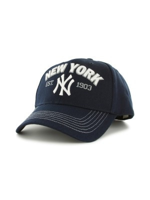 ae90fdcae ... denmark new york yankee navy matador ball cap photo. loading zoom 60693  2fc8e