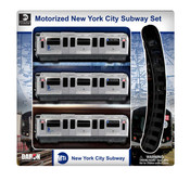MTA Motorized New York City Subway Set W/ Track