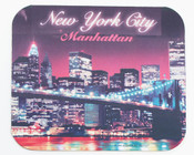 NYC Skyline Mouse Pad