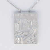 NY Skyline Necklace