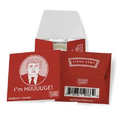 Donald Trump Huuuuge Condom Photo